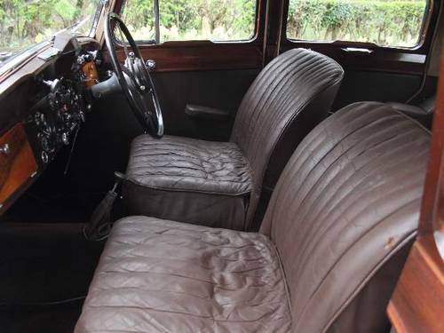 1947 Jaguar MKIV 2.5 Saloon - V Original, 79K miles, £20k spent For Sale (picture 5 of 6)
