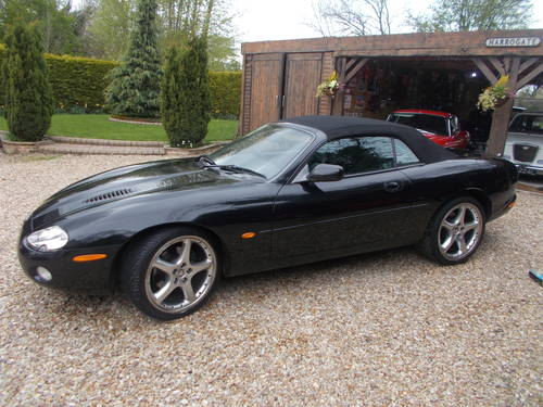 2001 Jaguar XKR Supercharger  WILL SWAP FOR CLASSIC VEHICLE OR JU For Sale (picture 5 of 5)