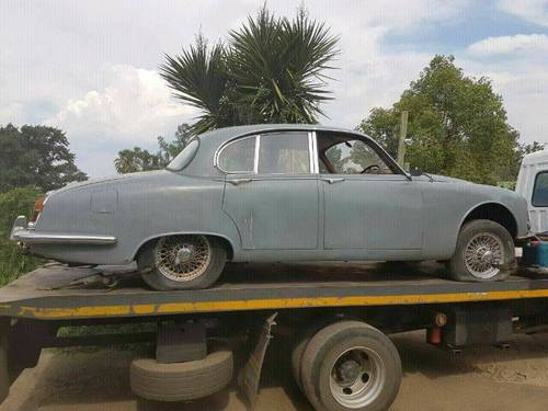 1966 Jaguar S Type 3.8L Manual with O/D For Sale (picture 1 of 6)
