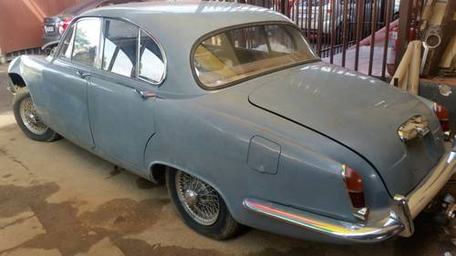 1966 Jaguar S Type 3.8L Manual with O/D For Sale (picture 2 of 6)