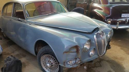 1966 Jaguar S Type 3.8L Manual with O/D For Sale (picture 6 of 6)