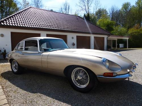 1968 JAGUAR E-Type Coupé | Serie 1.5 | 2. Owners | CH-First deliv For Sale (picture 3 of 6)