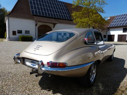 1968 JAGUAR E-Type Coupé | Serie 1.5 | 2. Owners | CH-First deliv For Sale (picture 4 of 6)