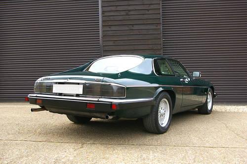 1992 Jaguar XJS 4.0 Automatic Coupe (33,826 miles) SOLD (picture 3 of 6)