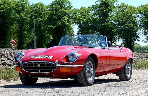 Stunning E Type Jaguar For Hire. V12 Convertible For Hire (picture 2 of 6)