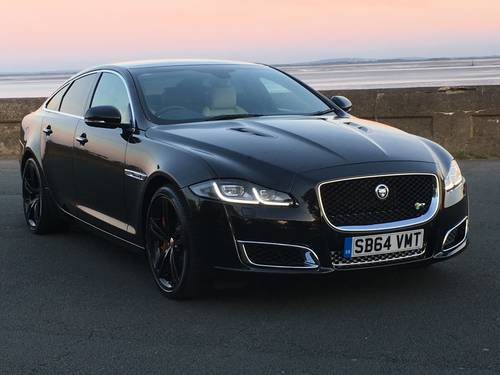 2014 64 JAGUAR XJR 5.0 SUPERCHARGED (543 BHP) For Sale (picture 1 of 6)