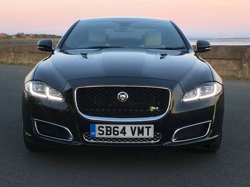 2014 64 JAGUAR XJR 5.0 SUPERCHARGED (543 BHP) For Sale (picture 3 of 6)