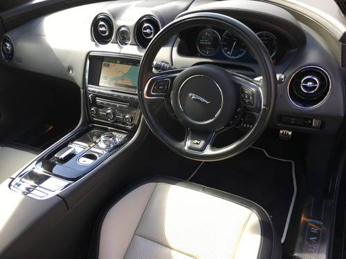 2014 64 JAGUAR XJR 5.0 SUPERCHARGED (543 BHP) For Sale (picture 6 of 6)