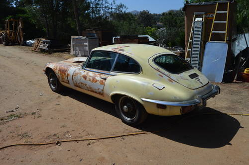 1971 Jaguar E-Type SOLD (picture 2 of 6)