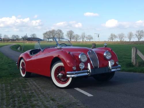 1955 Jaguar XK 140 SE SOLD (picture 1 of 6)