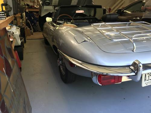 1969 Jaguar E-Type S2 4.2 Roadster ~ LHD  SOLD (picture 3 of 5)