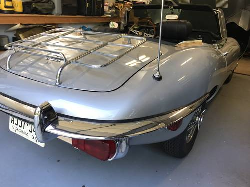 1969 Jaguar E-Type S2 4.2 Roadster ~ LHD  SOLD (picture 4 of 5)
