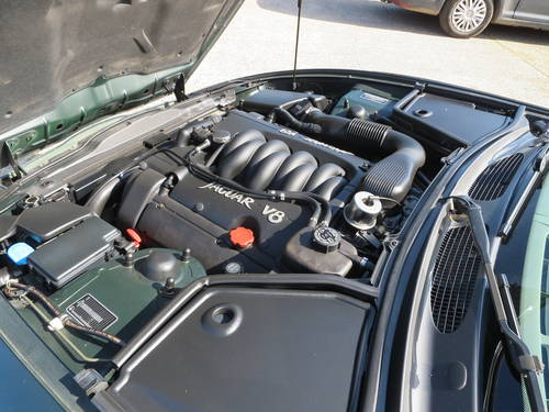 1997 Jaguar XK8 Convertible SOLD (picture 4 of 6)