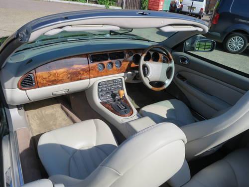 1997 Jaguar XK8 Convertible SOLD (picture 5 of 6)