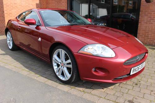 2006 Jaguar XK 4.2 Coupe SOLD (picture 1 of 6)