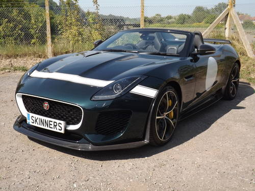 2016 Jaguar F Type Project 7 VAT QUALIFYING For Sale (picture 2 of 6)