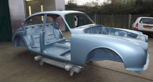 1965 RESTORED MARK 2 BODYSHELL FOR SALE For Sale (picture 1 of 1)