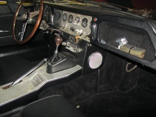 1962 Jaguar XKE Roadster For Sale (picture 5 of 6)