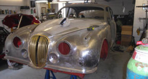 1964 NEW MARK 2 BODY SHELLs For Sale (picture 1 of 2)