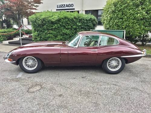 1962 Jaguar - EType 3.8 FHC FULLY RESTORED For Sale (picture 2 of 6)