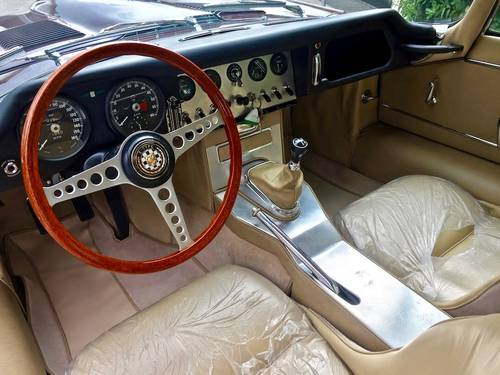 1962 Jaguar - EType 3.8 FHC FULLY RESTORED For Sale (picture 4 of 6)