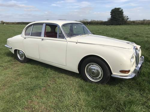 1968 Jaguar S Type 3.4 forsale by auction on June 17th SOLD by Auction (picture 1 of 3)