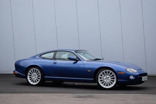 2005 JAGUAR XK8 4.2 V8 Coupe- Only 41717 Miles SOLD (picture 1 of 6)