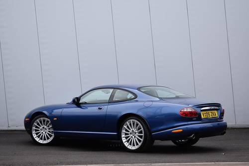 2005 JAGUAR XK8 4.2 V8 Coupe- Only 41717 Miles SOLD (picture 2 of 6)