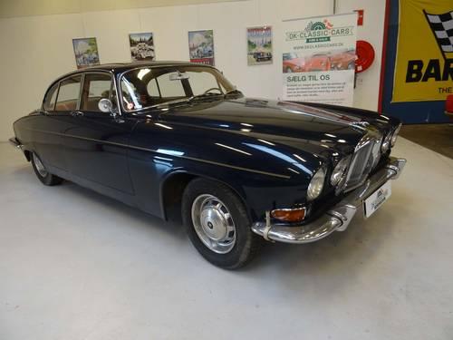 1963 Jaguar Mark X SOLD (picture 1 of 6)