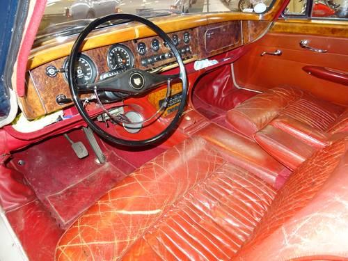 1963 Jaguar Mark X SOLD (picture 5 of 6)