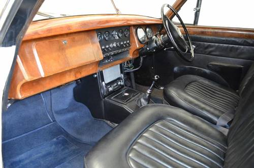 1968 Jaguar MK2 340 - Just 43,000 miles from new SOLD (picture 2 of 6)