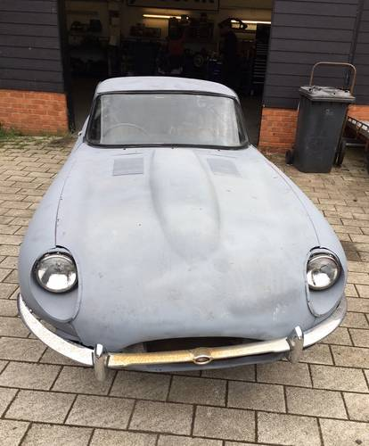 0000 E type series II fixed head coupe original rhd For Sale (picture 2 of 4)