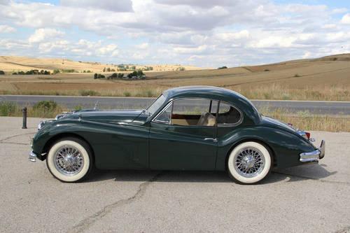 1957 Jaguar XK 140  FHC For Sale (picture 2 of 6)