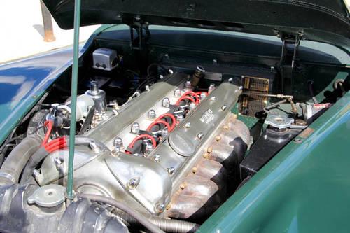 1957 Jaguar XK 140  FHC For Sale (picture 5 of 6)