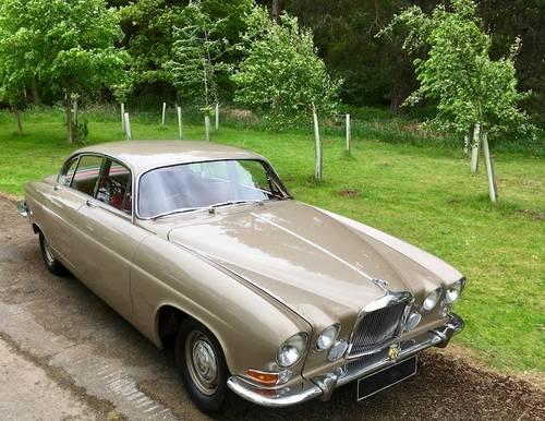 1966 '66 Jaguar MkX - £65k Restoration - Wonderful Example SOLD (picture 1 of 6)