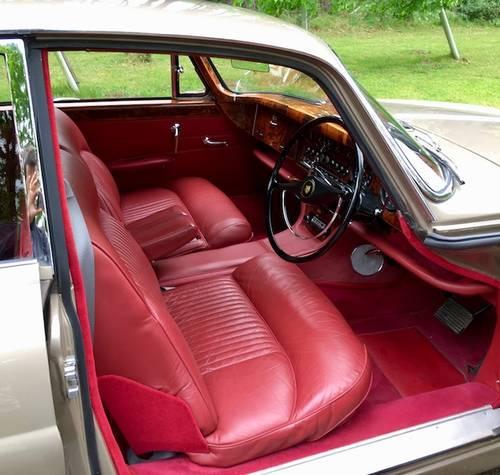 1966 '66 Jaguar MkX - £65k Restoration - Wonderful Example SOLD (picture 3 of 6)