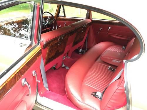 1966 '66 Jaguar MkX - £65k Restoration - Wonderful Example SOLD (picture 4 of 6)