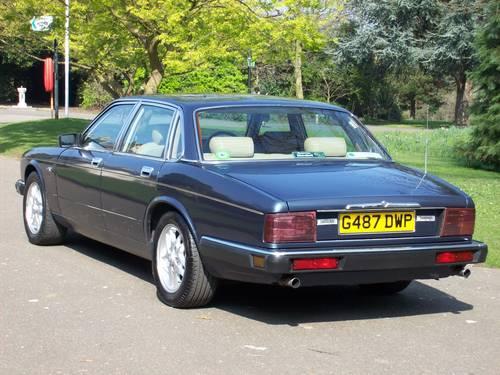 1989 Jaguar Sovereign XJ40 4.0 Auto For Sale (picture 4 of 6)