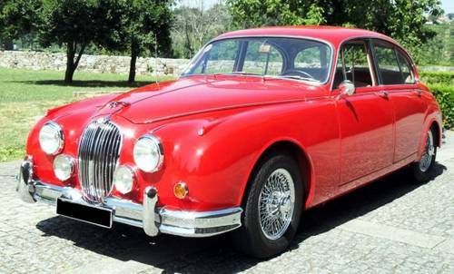 Jaguar MK2 3.8 - 1960 For Sale (picture 1 of 6)