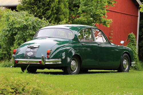 1965 Nice Jaguar MK II with really extensive history For Sale (picture 6 of 6)