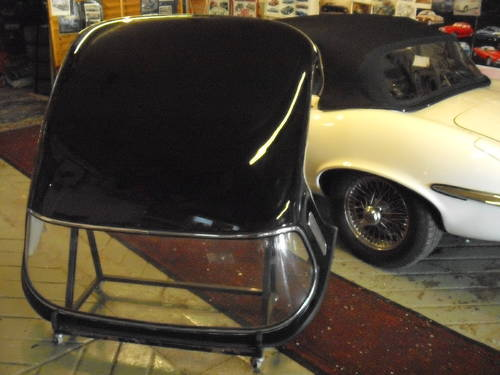 1971 Jaguar E - Type Factory Detachable Hardtop Series 3 III V12 SOLD (picture 5 of 6)