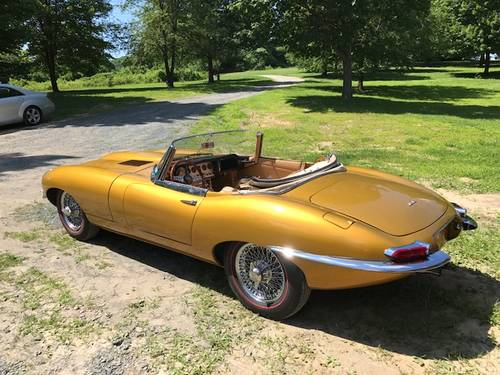 1963 Jaguar Series I 3.8 XKE Roadster # 21917 For Sale (picture 2 of 6)