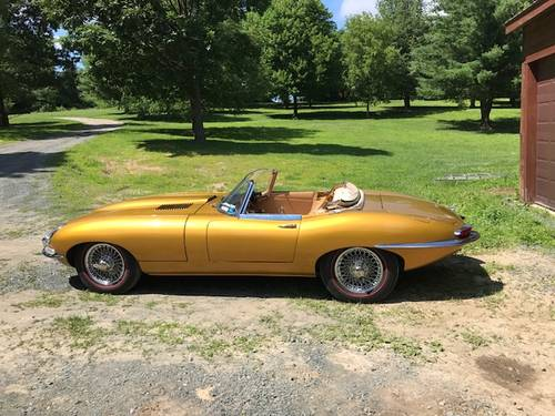 1963 Jaguar Series I 3.8 XKE Roadster # 21917 For Sale (picture 3 of 6)