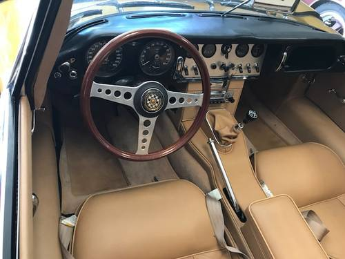 1963 Jaguar Series I 3.8 XKE Roadster # 21917 For Sale (picture 5 of 6)
