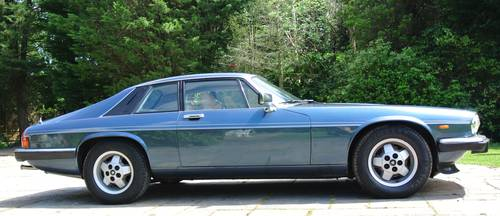 1983 JAGUAR XJS V12 HE COUPE       LOW MILES & OWNERSHIP SOLD (picture 3 of 6)