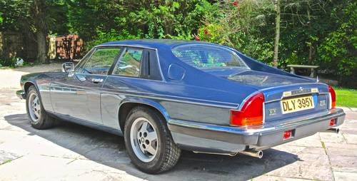 1983 JAGUAR XJS V12 HE COUPE       LOW MILES & OWNERSHIP SOLD (picture 4 of 6)