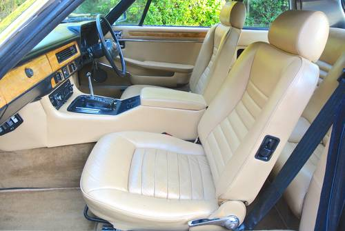 1983 JAGUAR XJS V12 HE COUPE       LOW MILES & OWNERSHIP SOLD (picture 5 of 6)