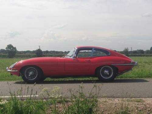 Jaguar E-Type S1 4.2 Coupe (1964) SOLD (picture 3 of 6)