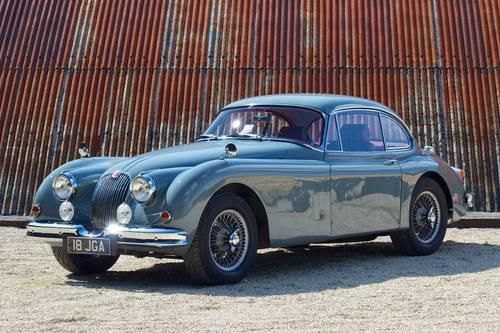 1958 Jaguar XK150 4.2 Litre FHC SOLD (picture 1 of 6)