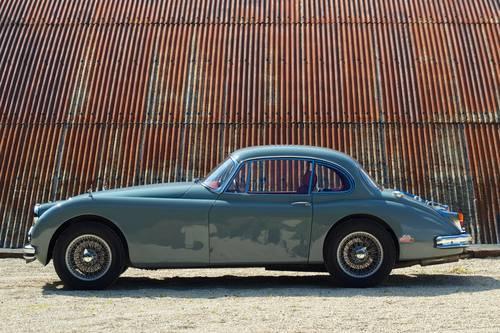1958 Jaguar XK150 4.2 Litre FHC SOLD (picture 2 of 6)
